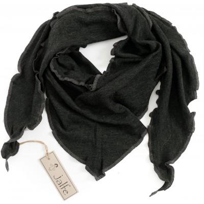 Scarf wool melange, anthracite