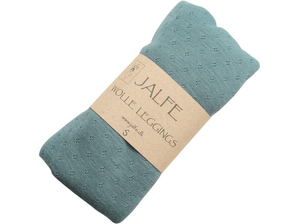 Leggings wool, sage