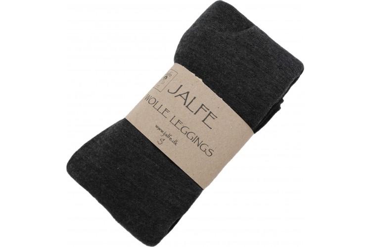 Leggings wool melange, anthracite