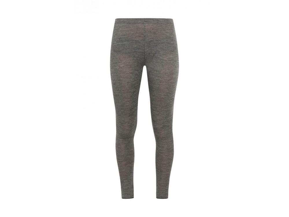 Leggings wool melange, grey