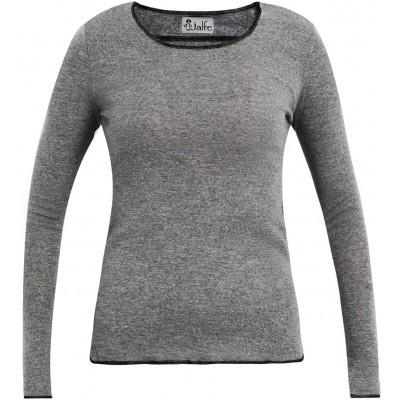 Shirt wool melange, grey