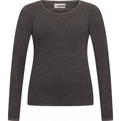 Shirt wool melange, anthracite