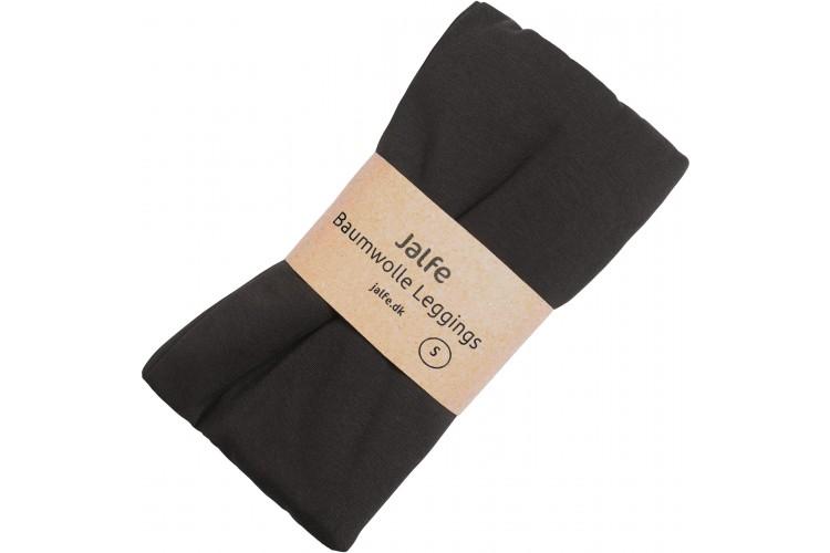 Leggings organic cotton,  black