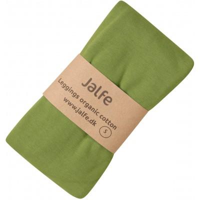 Leggings organic cotton,  green