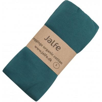 Leggings organic cotton,  turquoise