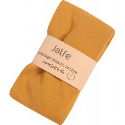Leggings organic cotton,  mustard
